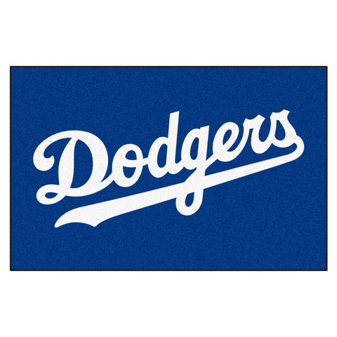 "MLB - Los Angeles Dodgers Starter Mat 19""x30"""