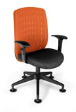 Ofminc Model 655 Vision Series Executive Guest Chair