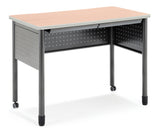 Mesa Series Standing Height Training Table/Desk with Drawers