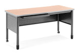 Ofminc Model 66140 Mesa Series Training Table/Desk with Drawers
