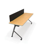 66183 Mesa Series Nesting Training Table/Desk with Privacy Panel
