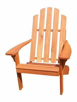 Outdoor Garden Furniture Kennebunkport Adirondack Chair Made In USA