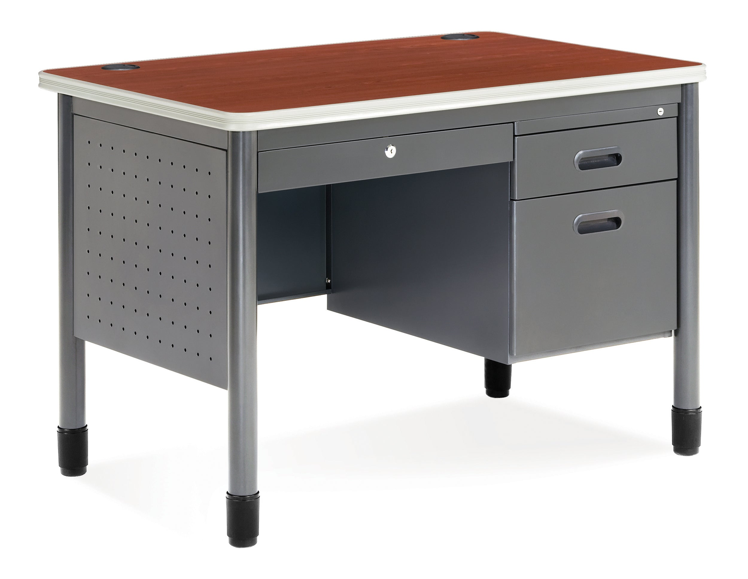 "Ofminc Model 66242 Mesa Series Sales Desk 26.75"" X 42.25"""