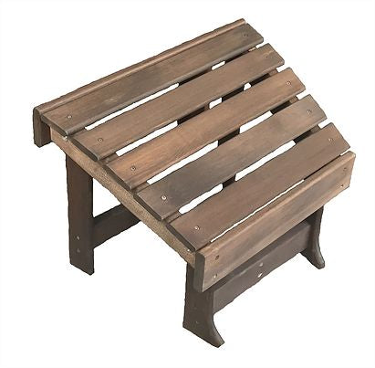 Outdoor Garden Furniture New Hope Foot Stool Made In USA