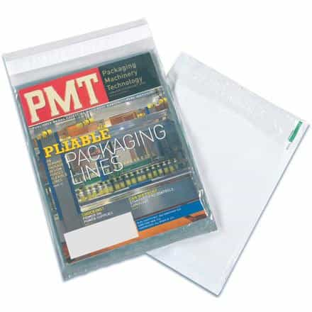 bedinhome - Safety & industrial Supplies Shipping Cartons Tear-Resistant Poly Clear View Poly Mailers- Case Of 100 - UNBRANDED - Clear View Poly Mailers