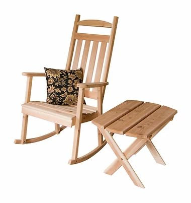 Outdoor Garden Furniture Classic Porch Rocker Made In USA