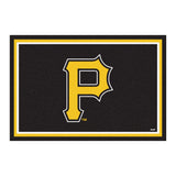 "MLB - Pittsburgh Pirates 5x8 Rug 59.5""x88"""