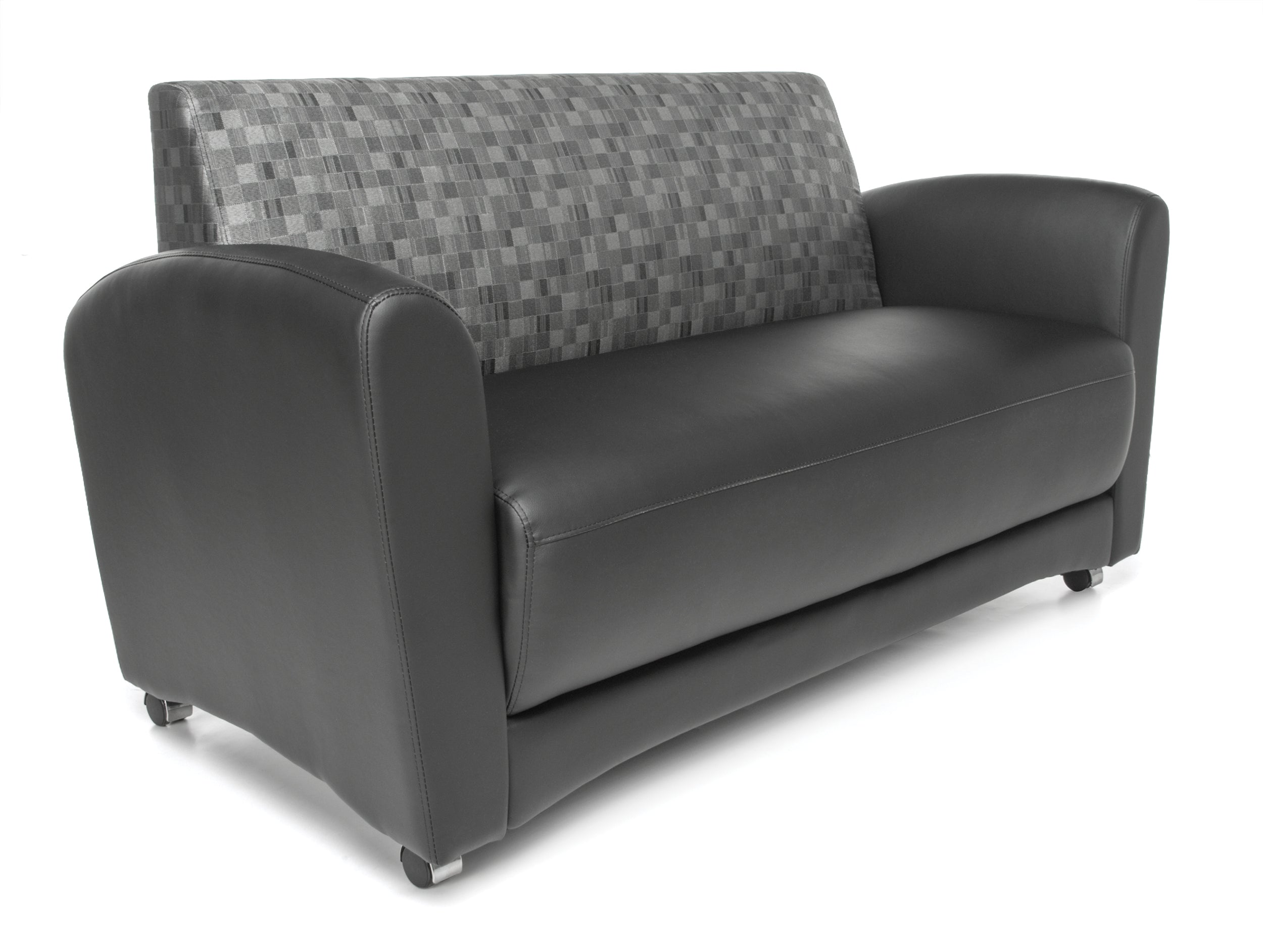 Ofminc Model 822-NT InterPlay Series Sofa No Tablet