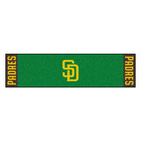 "MLB - San Diego Padres Putting Green Mat 18""x72"""