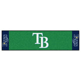 "MLB - Tampa Bay Rays Putting Green Mat 18""x72"""