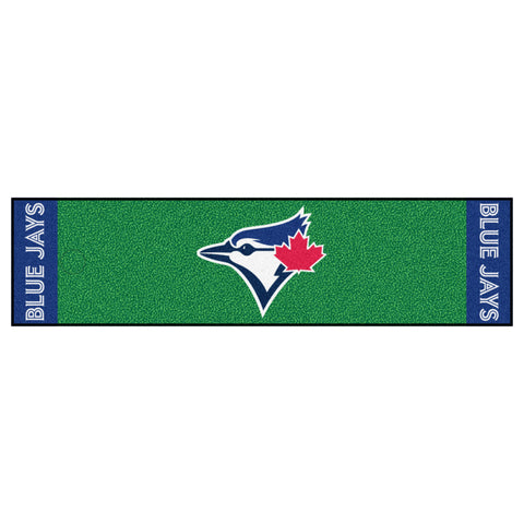 "MLB - Toronto Blue Jays Putting Green Mat 18""x72"""