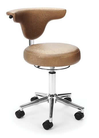 Ofminc Model E910 CAPRENI-VAM Anatomy High Grade Vinyl Chair