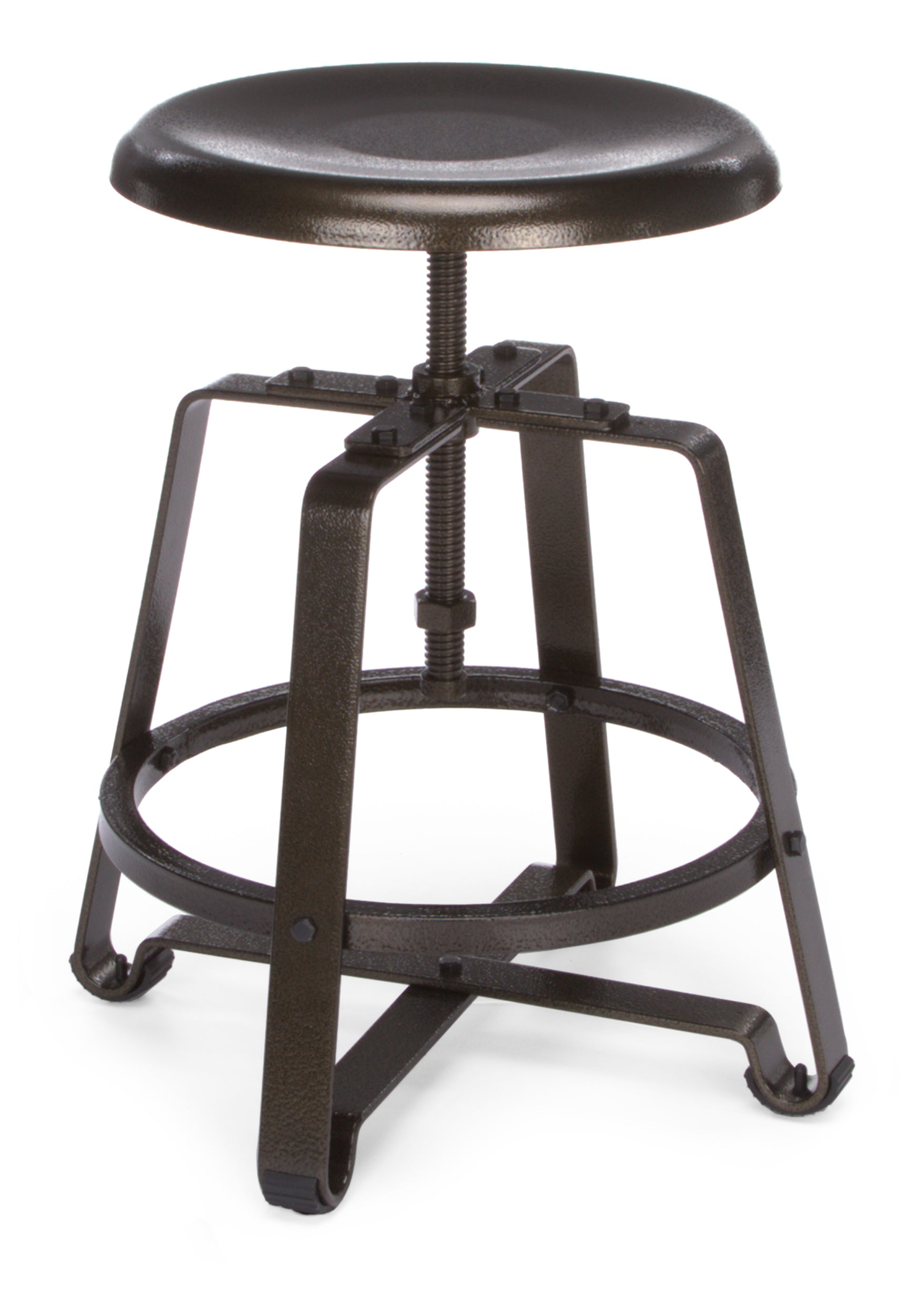 Ofminc Model 921-MTL Endure Series Small Metal Stool