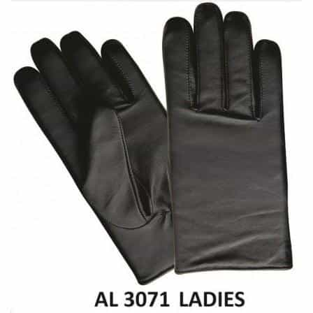 bedinhome - AL3071 Ladies Girls Fashion Motorcycle Premium Lambskin Leather Gloves With Cashmere Liner - All State Leather - Ladies Leather Gloves