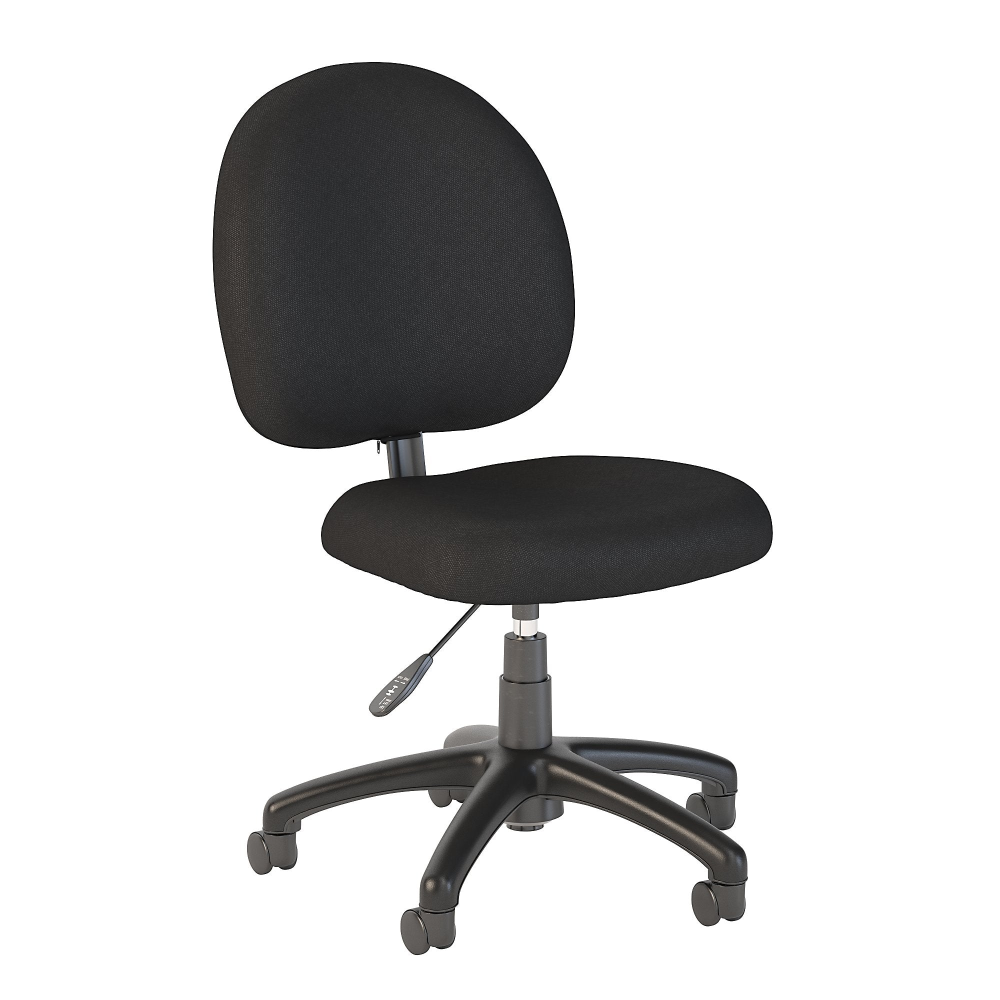 Bush Business Furniture Black Fabric Accord Task Chair