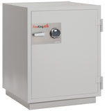 DM2520 Fireking Platinum Finish Size 3 (23.10 cu ft) 3 Hour DM Series fireproof Safe