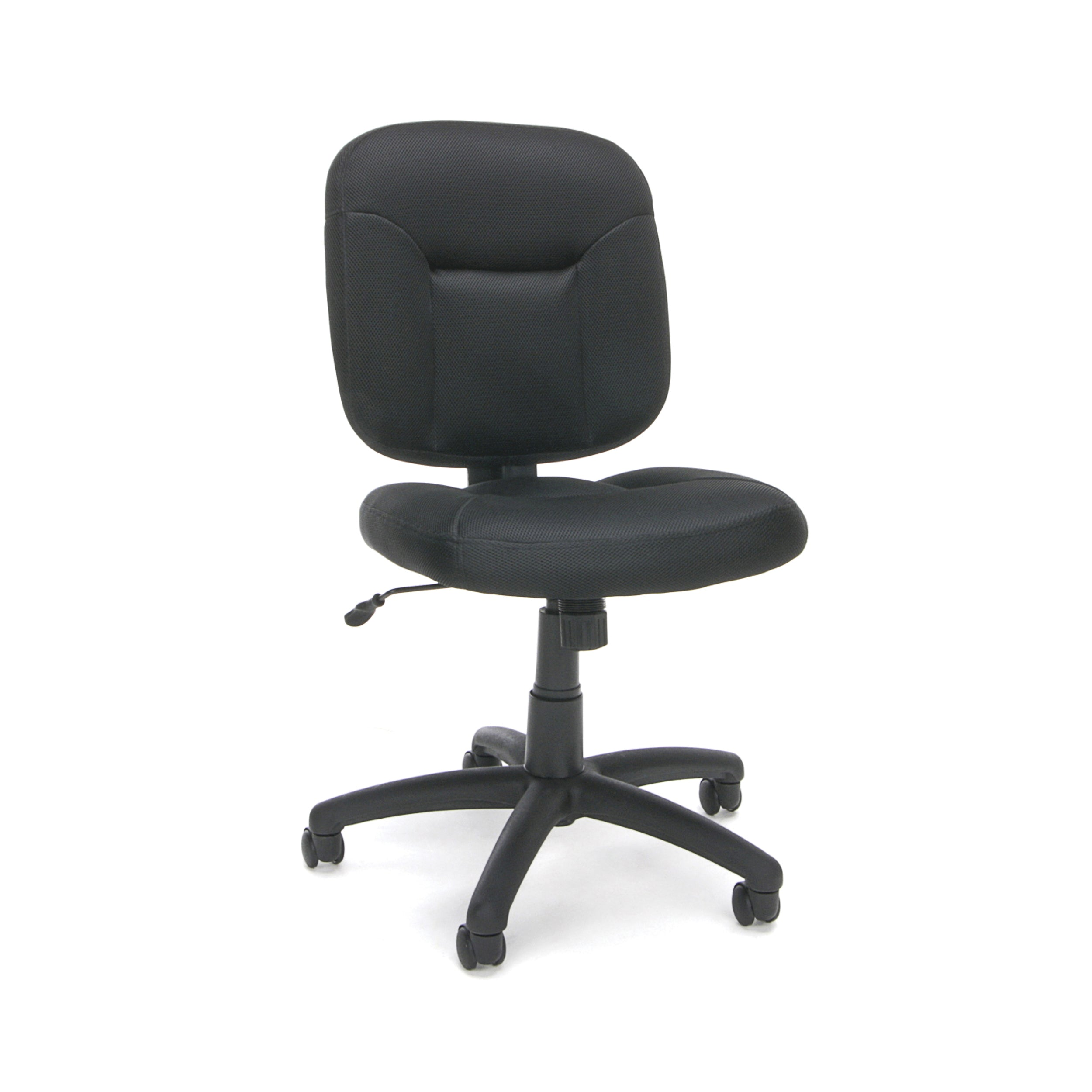 Model ESS-101 Essentials by OFM Armless Black Task Chair