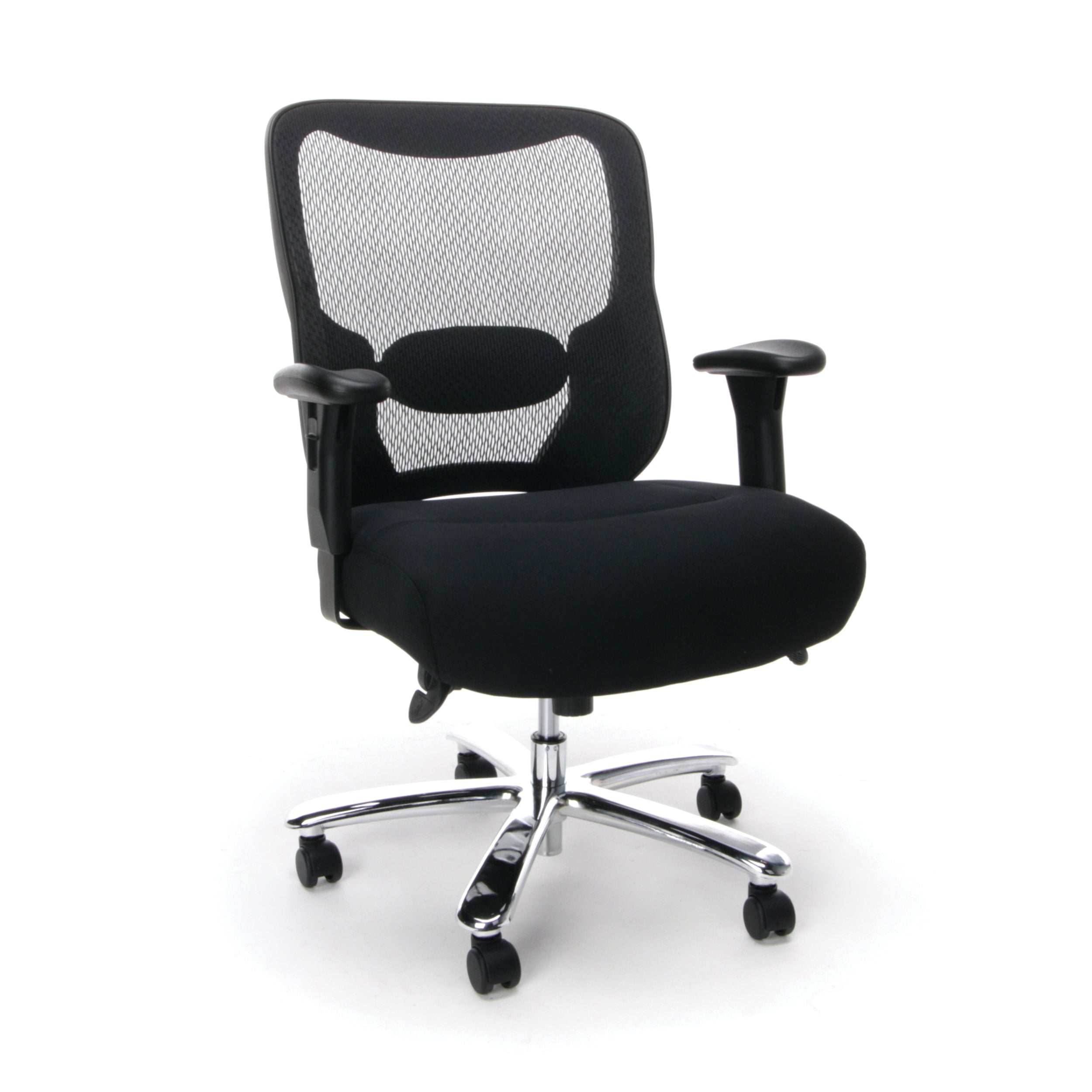 Model ESS-200 Essentials by OFM Big and Tall Mesh Back Task Chair