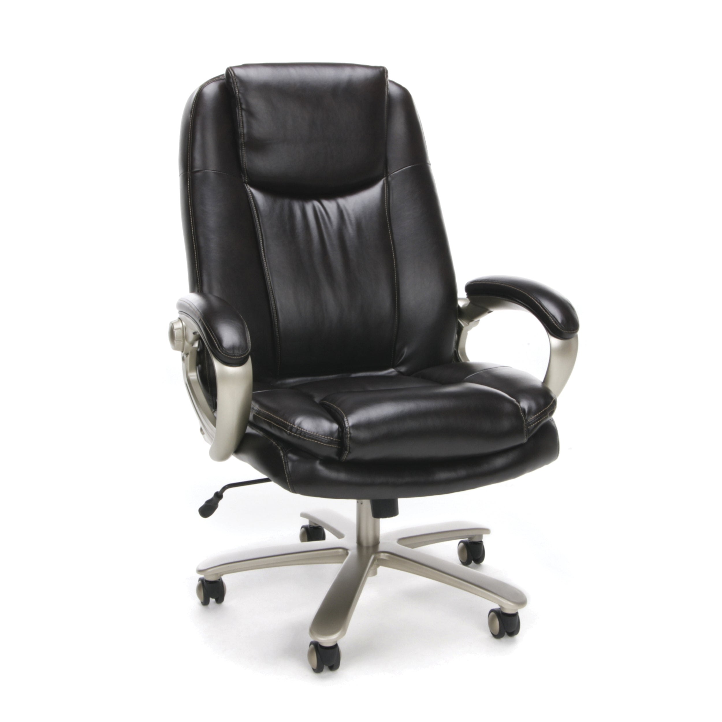 Model ESS-201 Essentials by OFM Big and Tall Leather Executive Chair