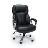 Model ESS-202 Essentials by OFM Big and Tall Leather Executive Chair