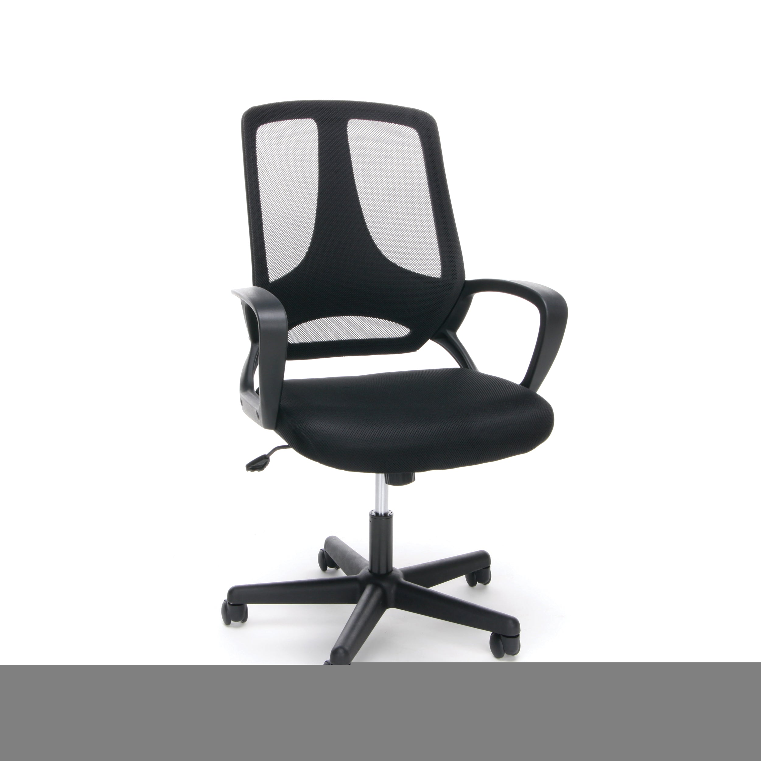 Model ESS-3040 Essentials by OFM Mesh Hi-Back Arms Chair