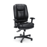 Model ESS-6050 Essentials by OFM Ergonomic High-Back Leather Chair