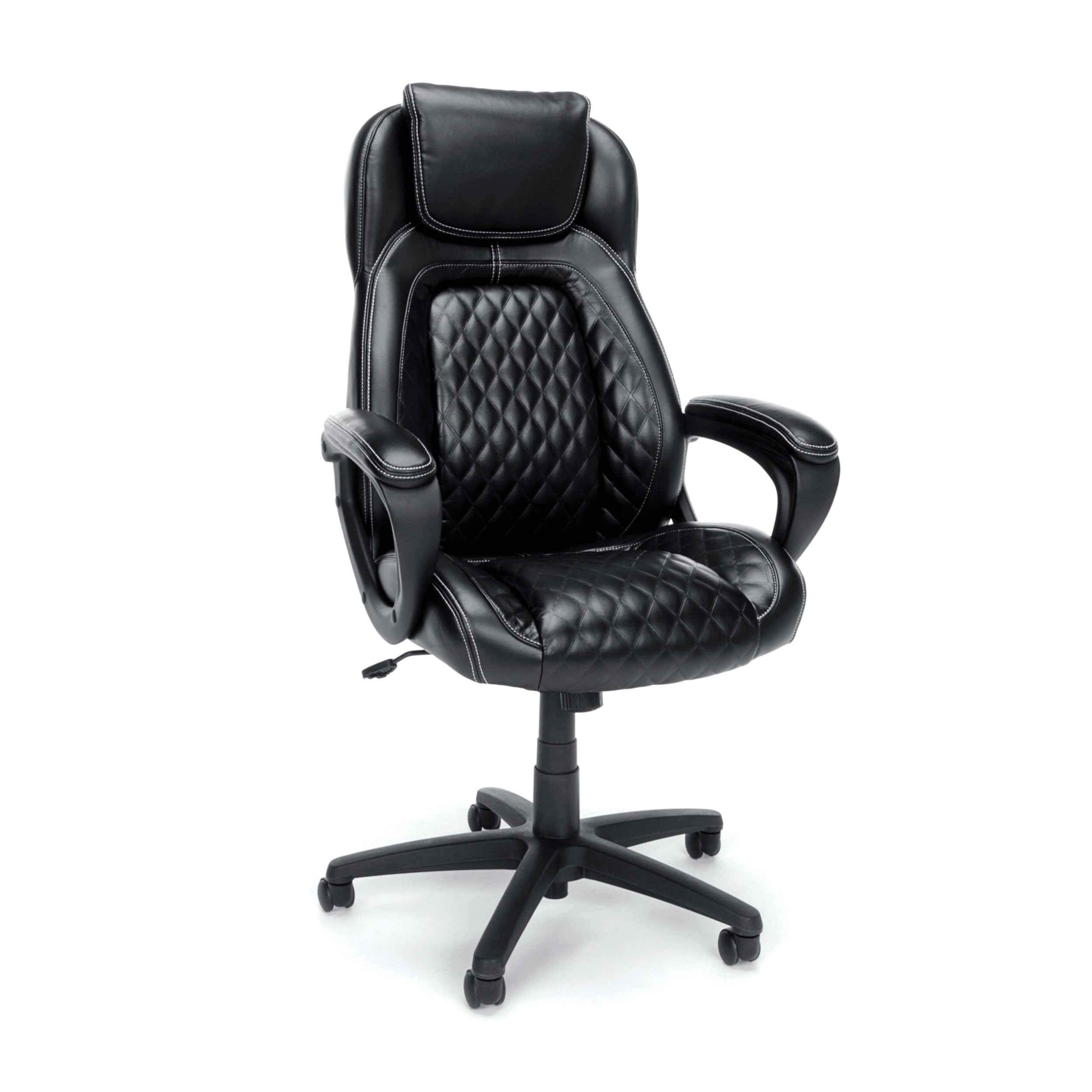 Model ESS-6060 Essentials by OFM Racing Style Leather Office Chair