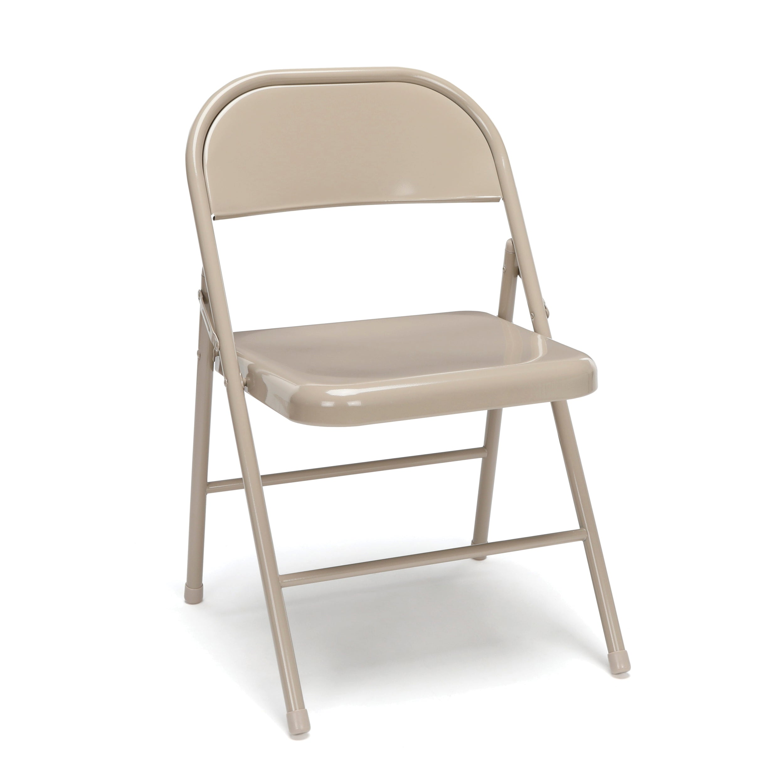 Model ESS-8200 Essentials By OFM 4-Pack Metal Folding Chairs