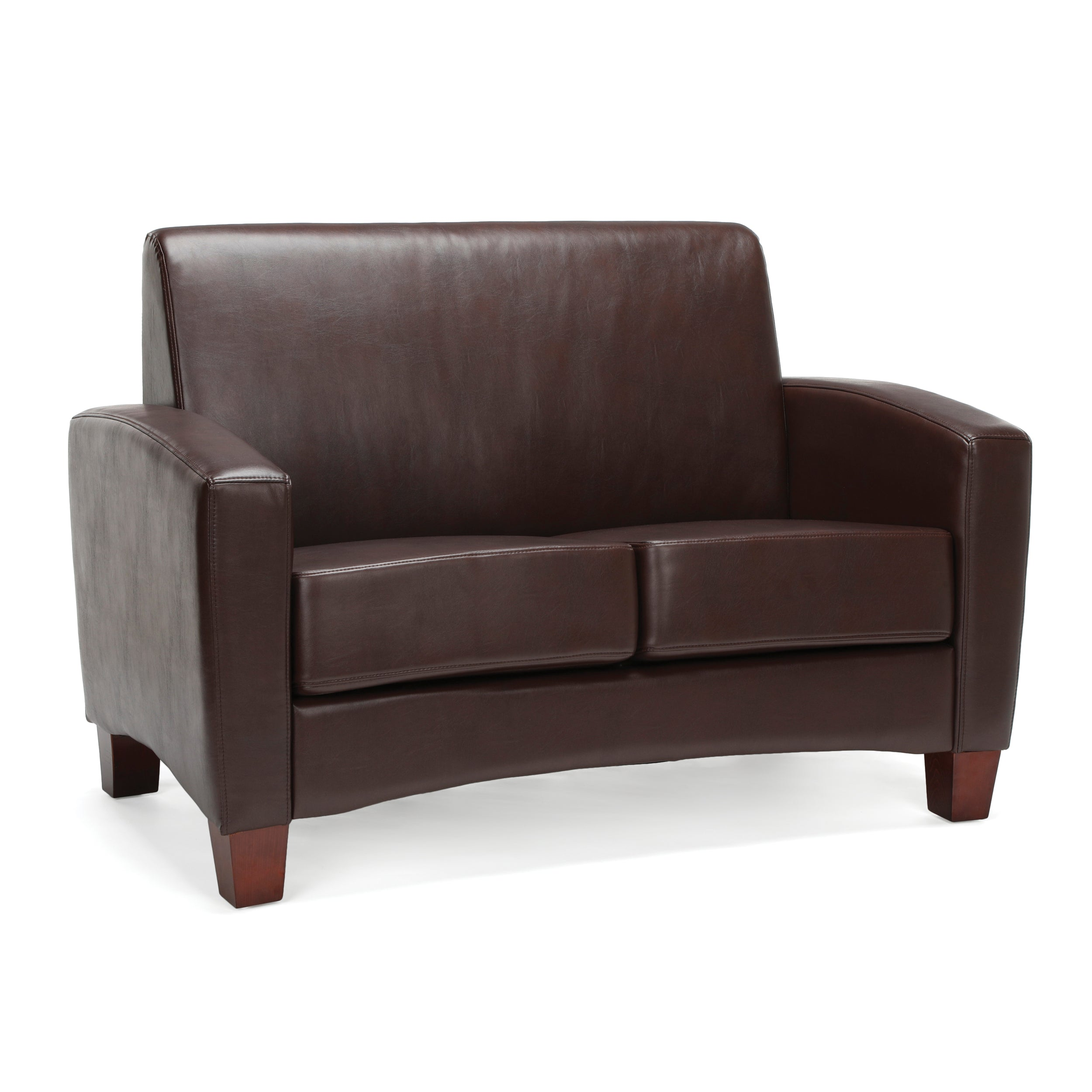Ofminc Model ESS-9051 Essentials Traditional Armed Loveseat