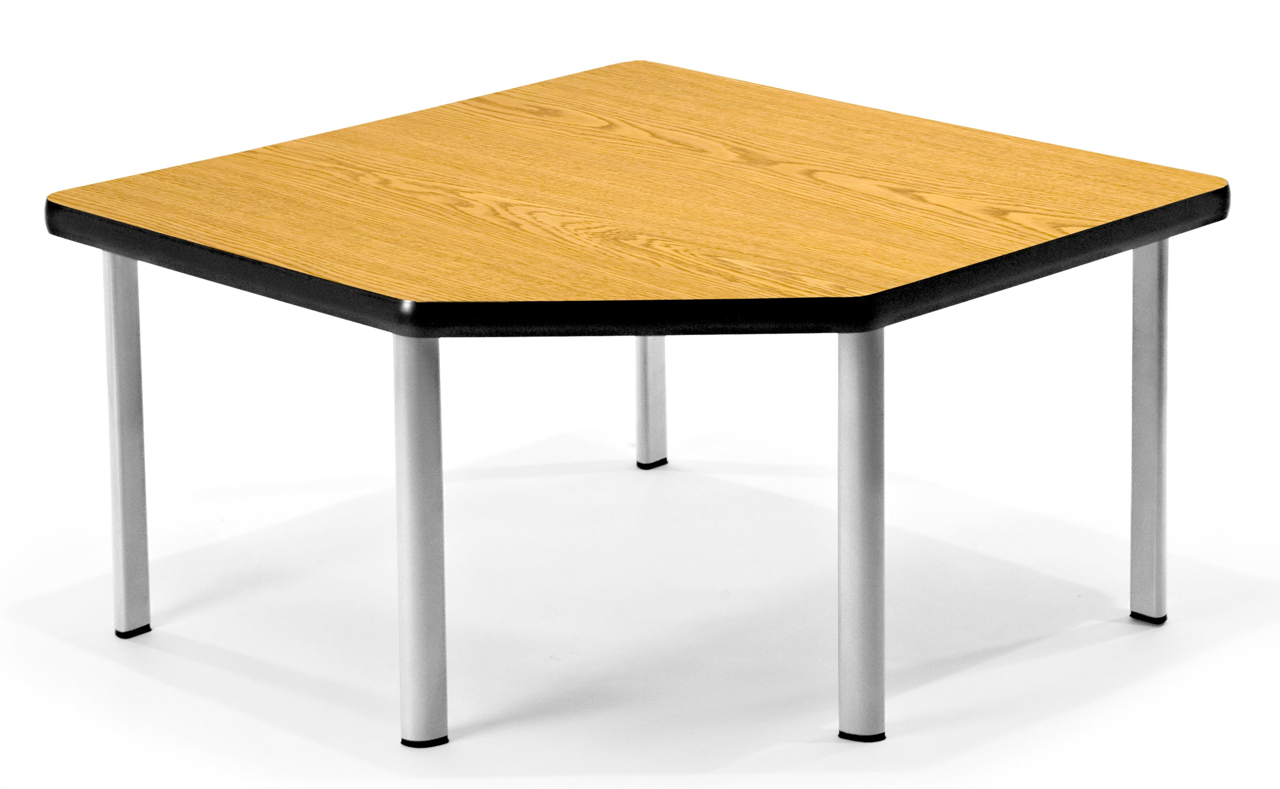 Ofminc Model ET3030 Corner Table with 5 Legs