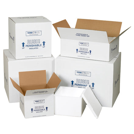 Insulated Shipping Kits