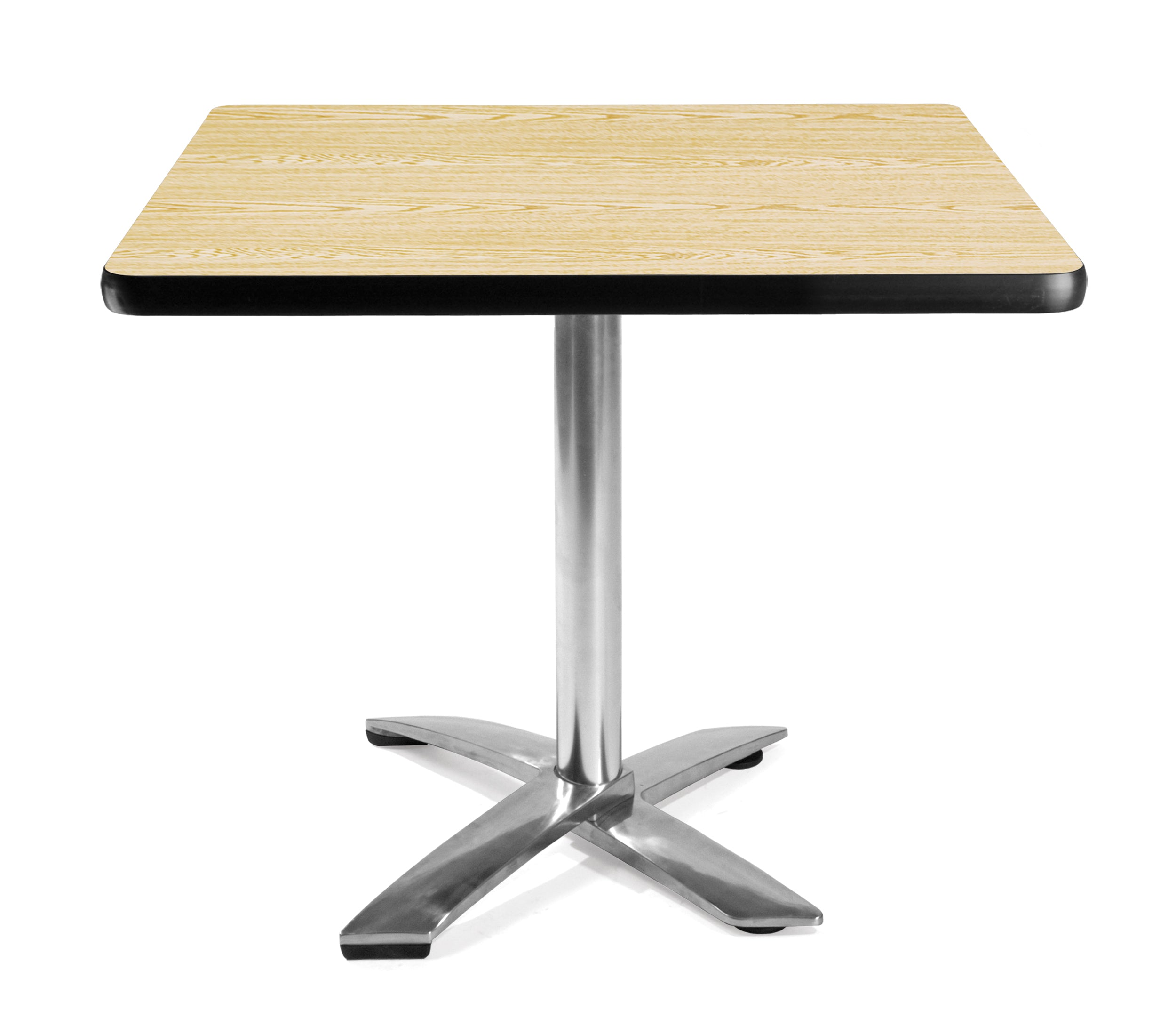 Ofminc Model FT36SQ 36 Inch Square Flip-Top Multi-Purpose Table