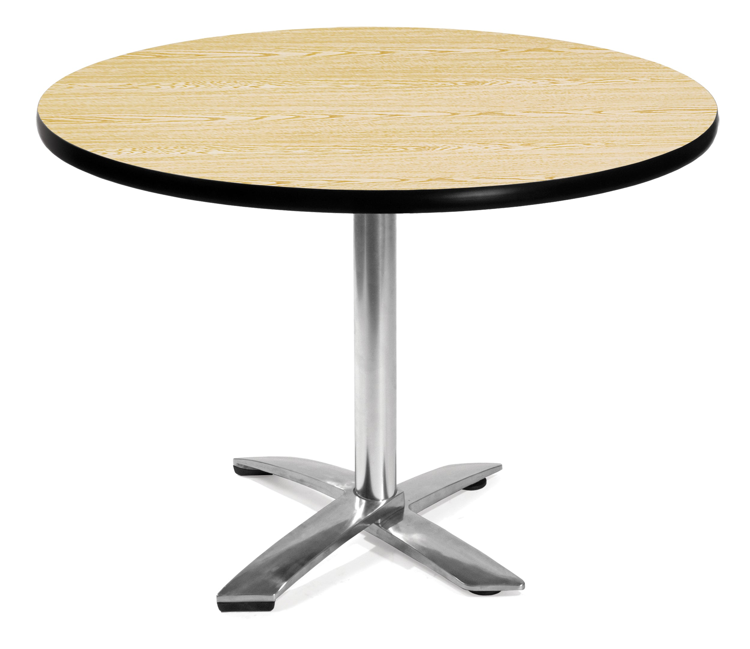 Ofminc Model FT42RD 42 Inch Round Flip-Top Multi-Purpose Table