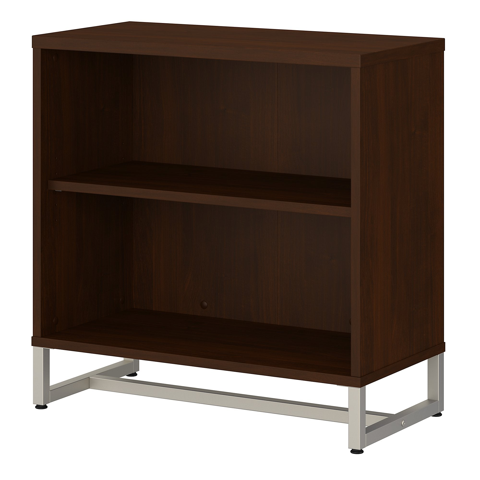 Office by kathy ireland® Method 2 Shelf Bookcase Cabinet