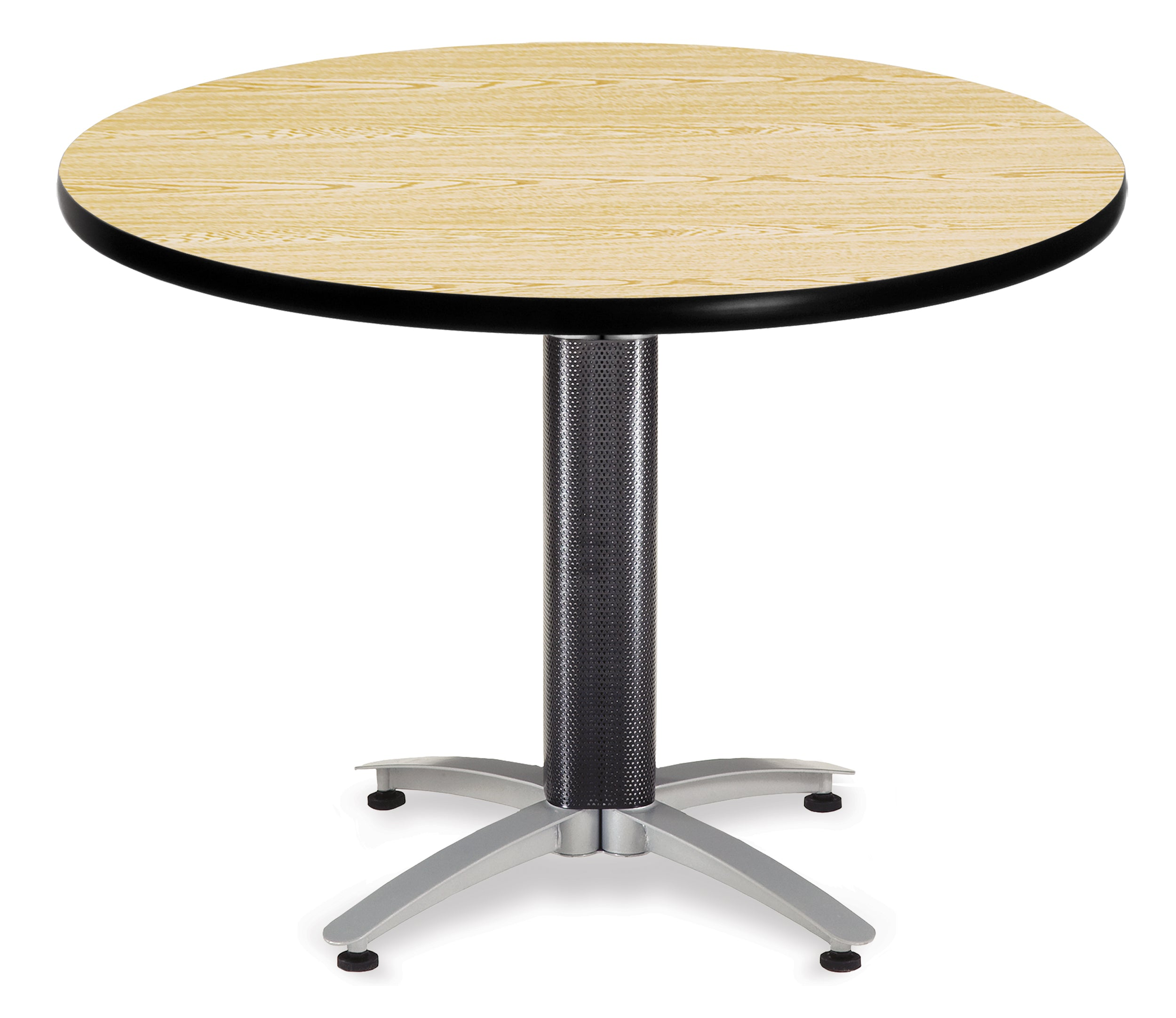 Ofminc Model MT42RD 42 Inch Round Mesh Base Multi-Purpose Table