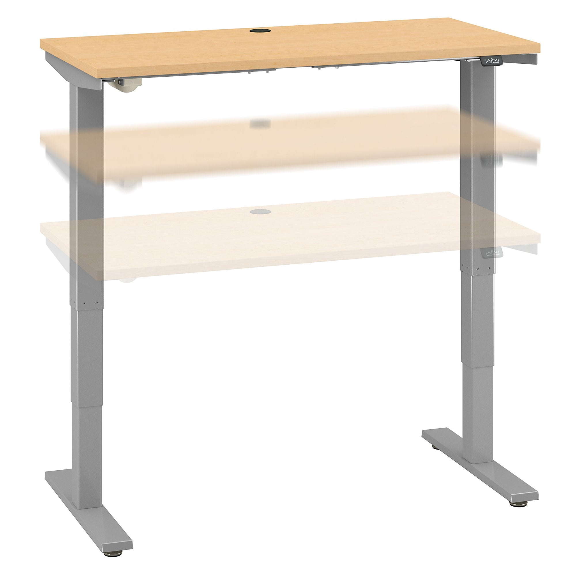 Move 40 Series by 48W x 24D Electric Height Adjustable Standing Desk