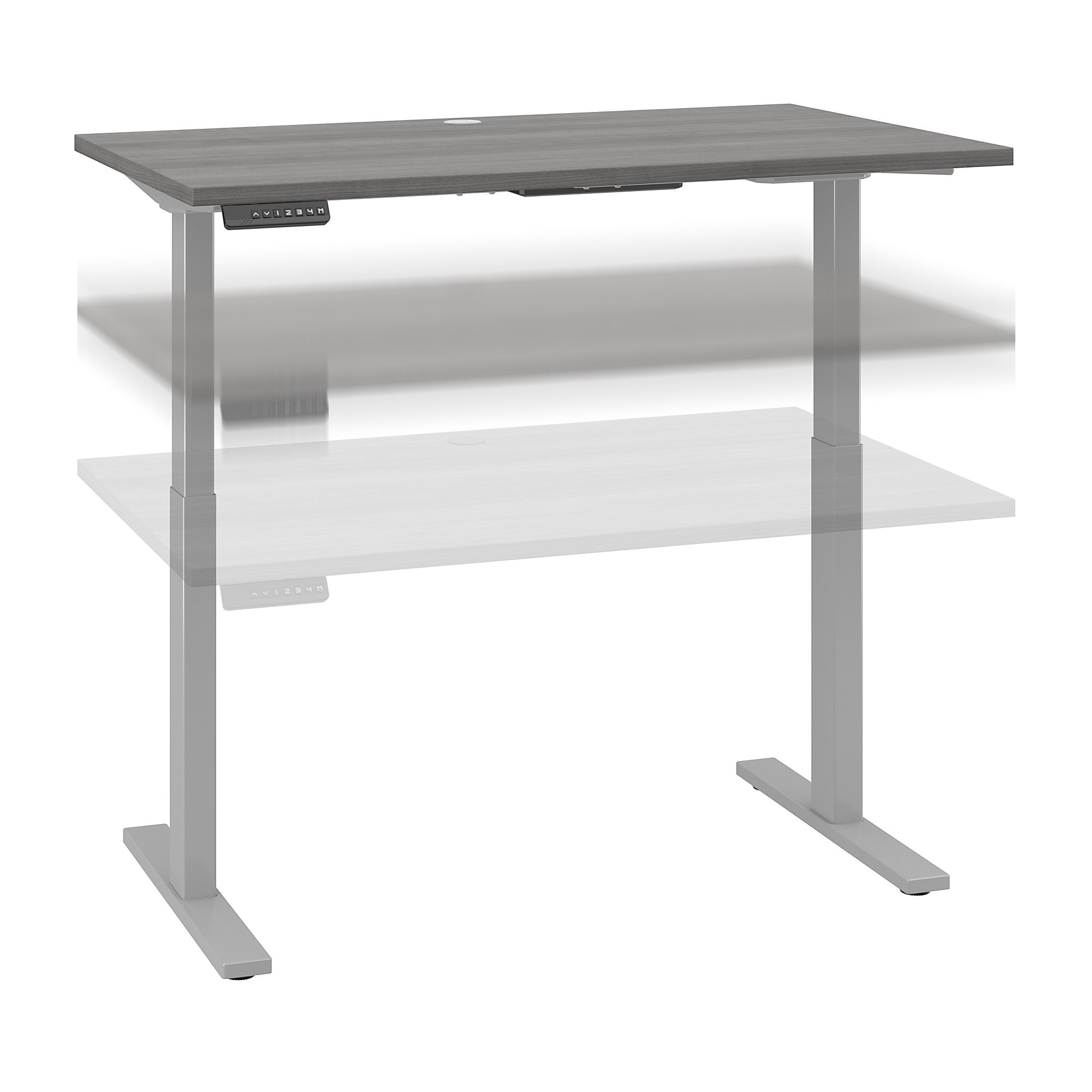 Move 60 Series by 48W x 30D Height Adjustable Standing Desk