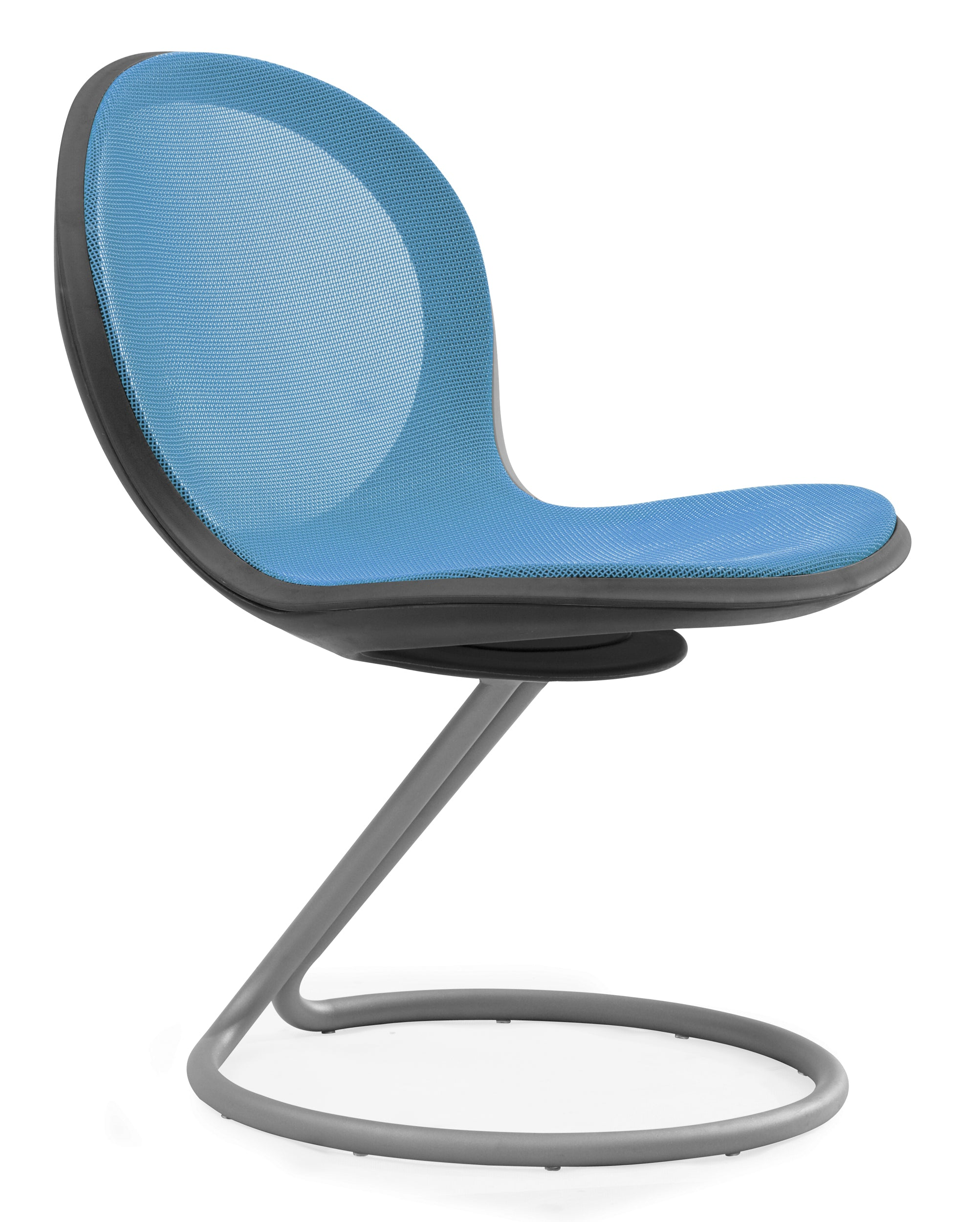 Ofminc Model N201-NET Series Curcular Base Chair