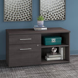 Office 500 Low Storage Cabinet with Drawers & Shelves