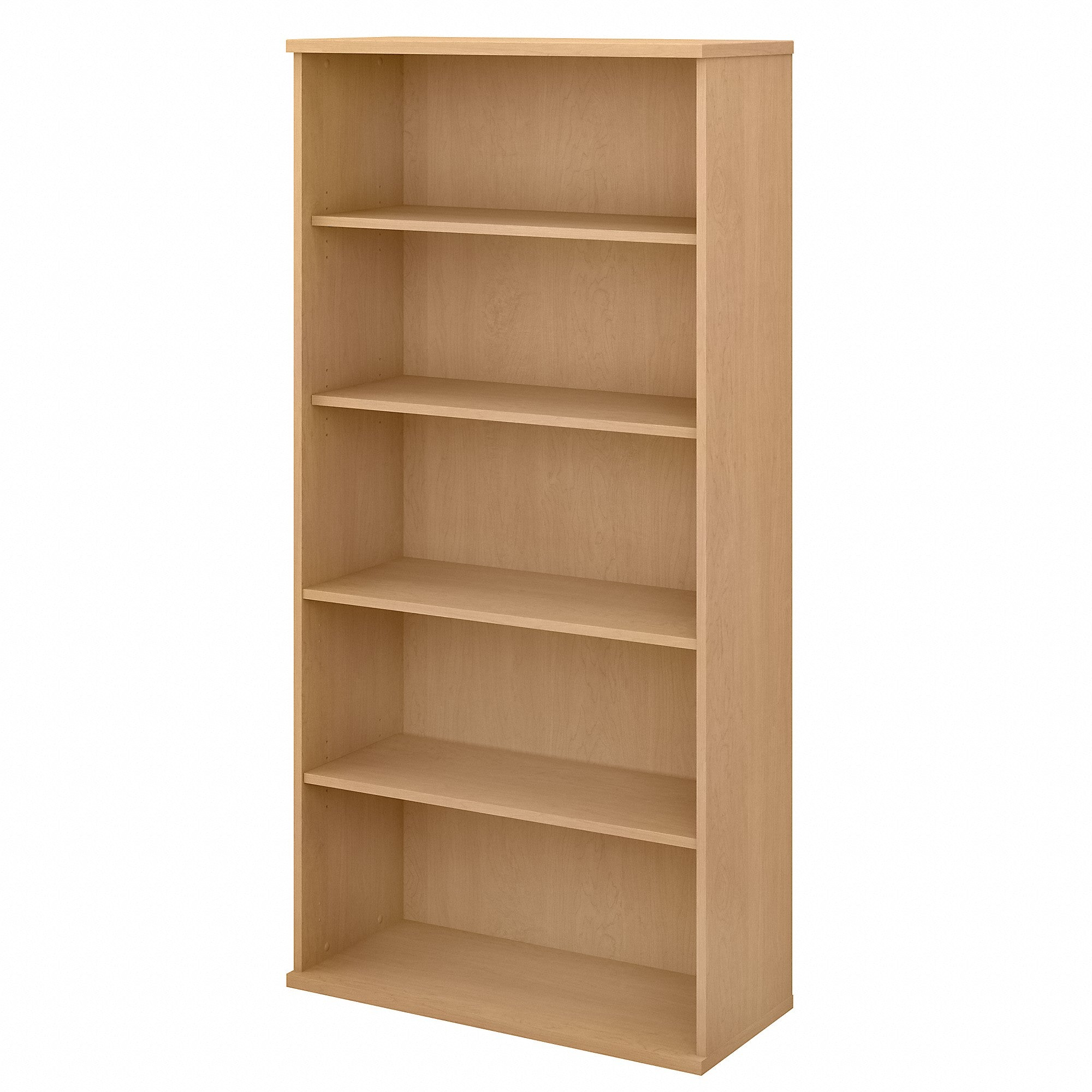 Bush Business Furniture Studio C 5 Shelf Bookcase