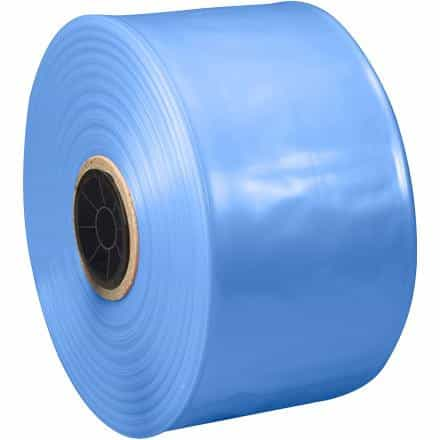 bedinhome - Packaging Supplies Storage Light Weight 4 Mil VCI film Polyethylene Film Tubing with Corrosion Inhibitor- 1 Roll - UNBRANDED - VCI Poly Tubing
