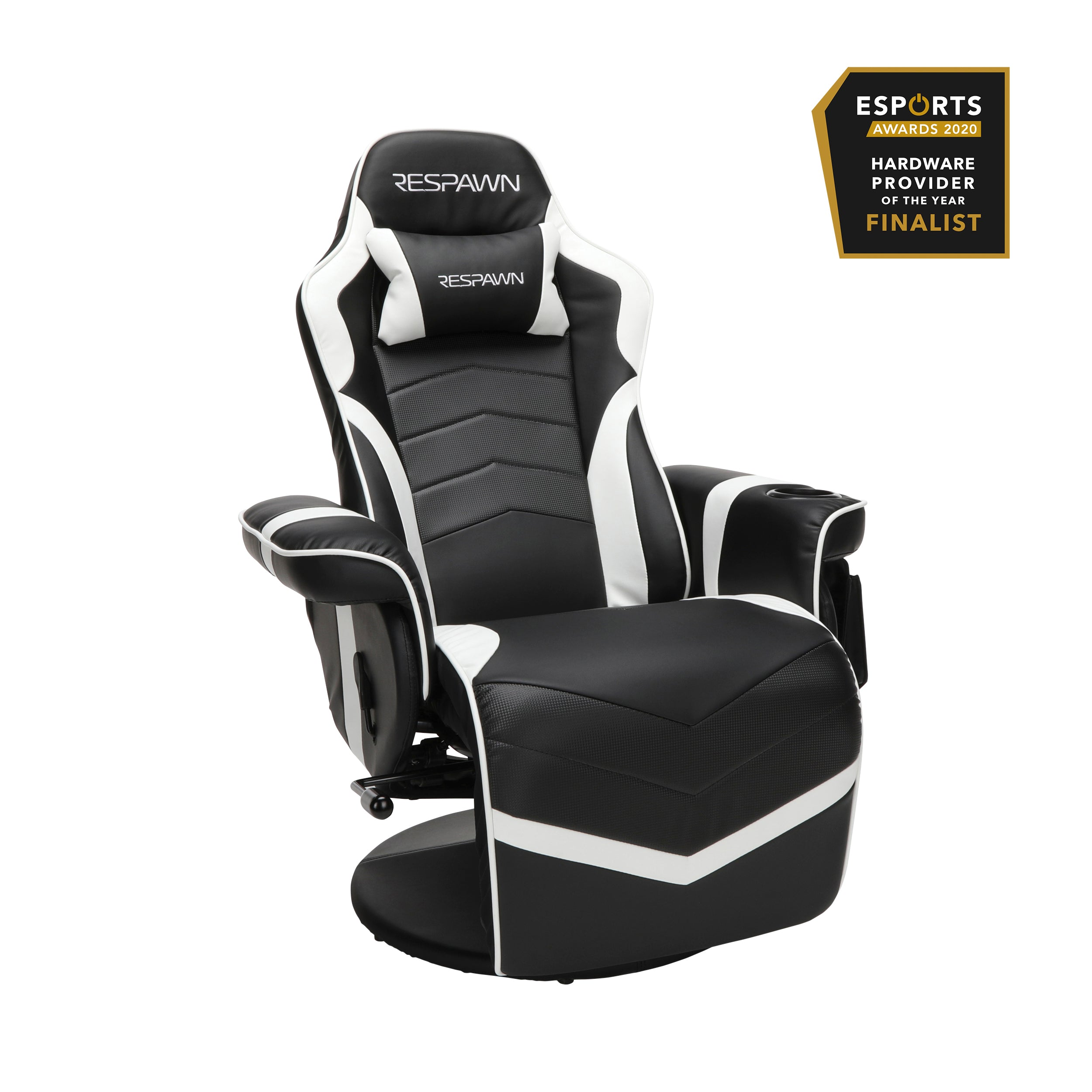 OFM RESPAWN-900 Racing Style Gaming Recliner, Reclining Gaming Chair