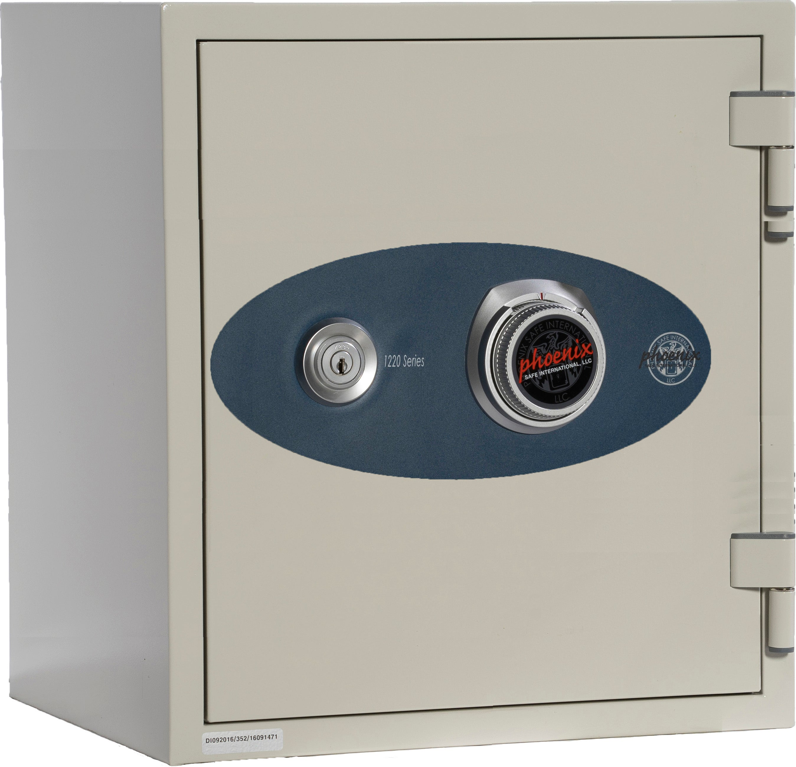 Olympian Key & Combination Dual Control Fire Resistant Safe 0.87 cu ft