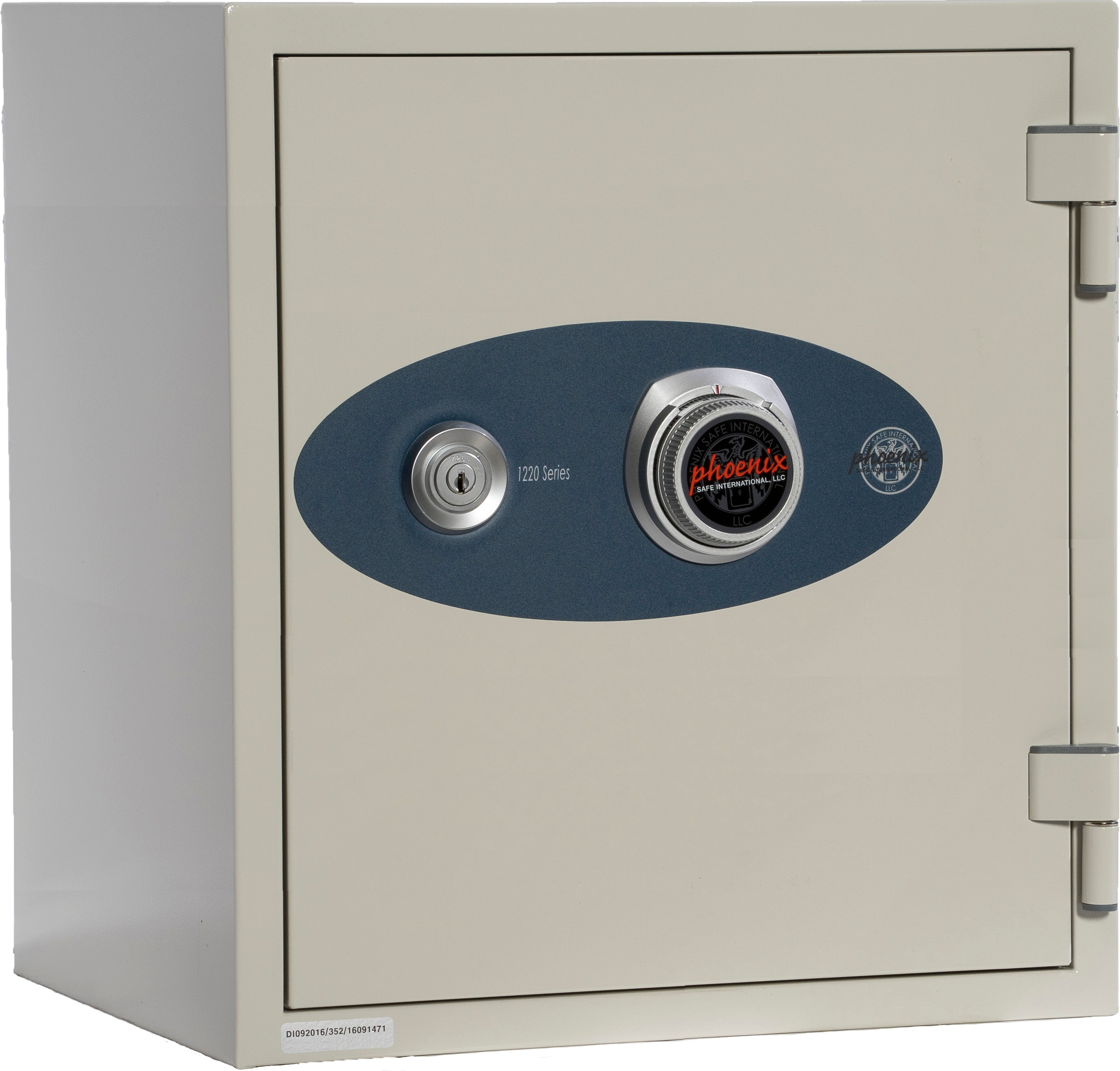 Olympian Key & Combination Dual Control Fire Resistant Safe 1.3 cu ft
