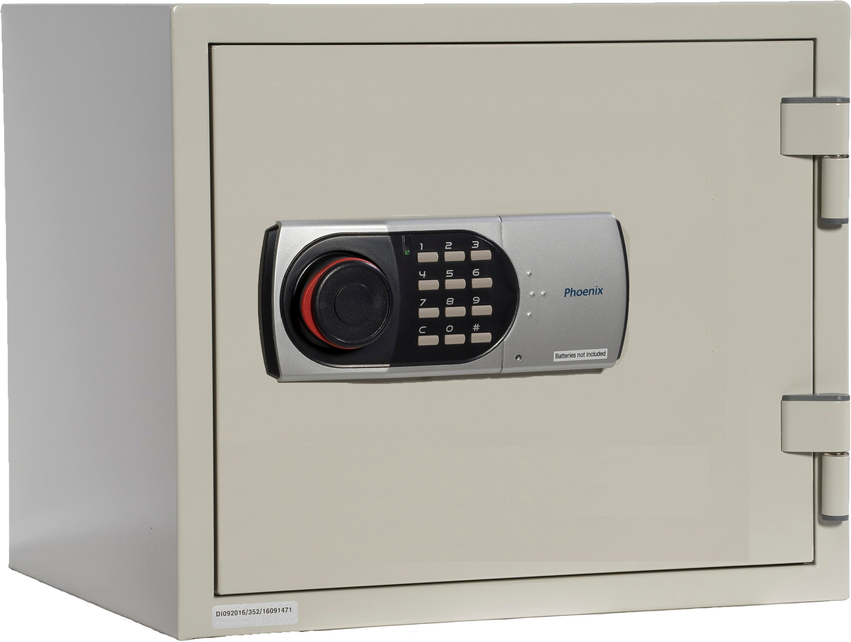 Olympian Digital Fire Resistant Safe 0.66 cu ft