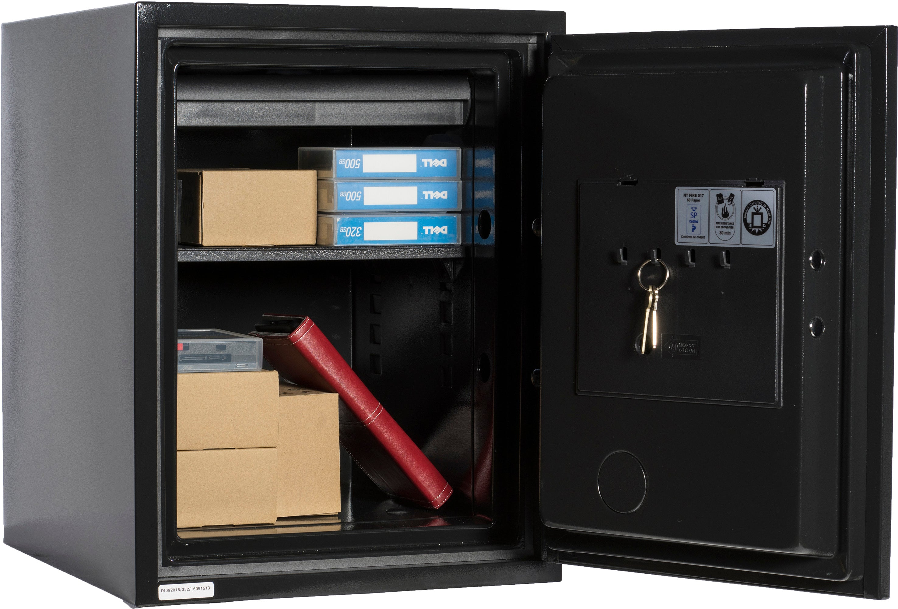 Olympian Digital Fire Resistant Safe 1.3 cu ft