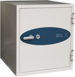 Datacare 2-Hour Key Lock Fire & Water Resistant Media Safe 2.8 cu ft