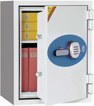 Fire Fighter 1-Hour Digital Fire & Water Resistant Safe 1.75 cu ft