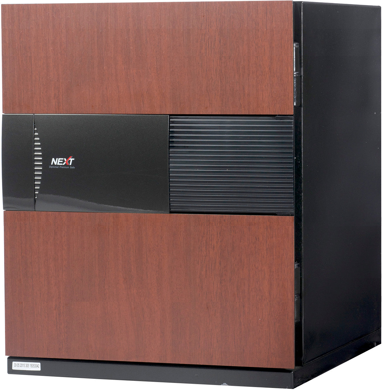 NEXT Digital Lock Luxury Fire Resistant Safe with Cherry Door