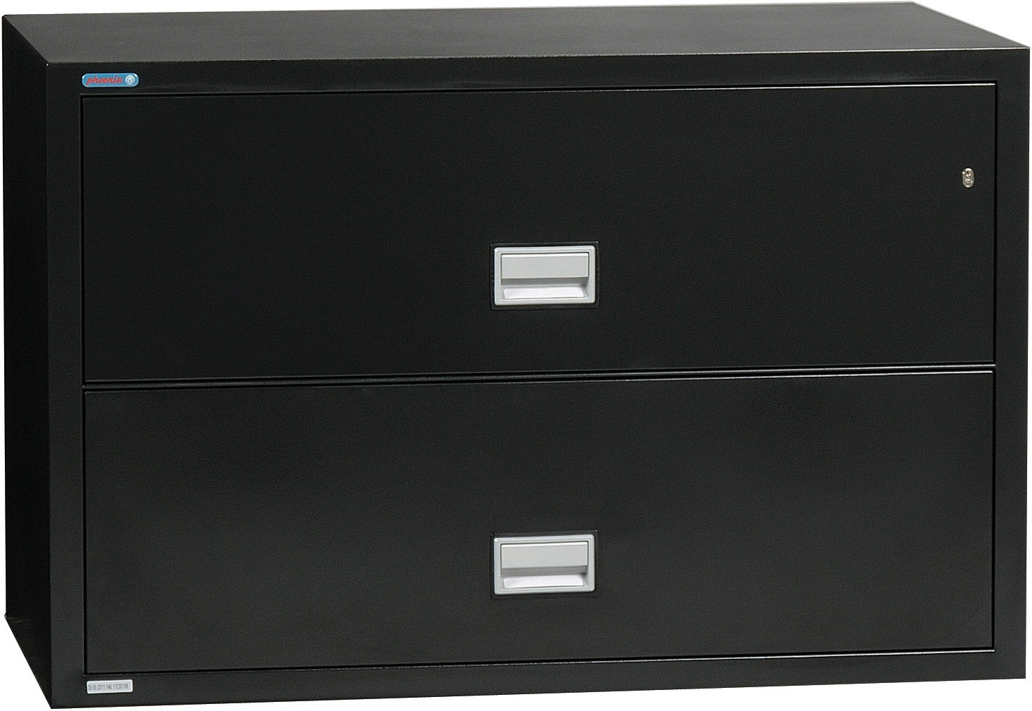 Lateral 38 inch 2-Drawer Fire & Water Resistant File Cabinet